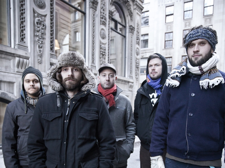 Wintersleep will release their 6th album, The Great Detachment, in early 2016.