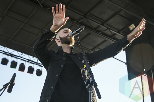 X Ambassadors performing at Chill On The Hill 2015 in Detroit, MI on Sept. 13, 2015. (Photo: Amanda Cain/Aesthetic Magazine)