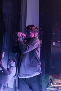 Circa Survive performing at The Danforth Music Hall in Toronto on October 28, 2015. (Photo: Kelsey Giesbrecht/Aesthetic Magazine)