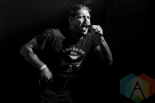 Madball performing at the Texas Revolution Fest in Austin, Texas on October 24, 2015. (Photo: Michael Hurley/Aesthetic Magazine)