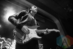 Bad Suns performing at The Danforth Music Hall in Toronto on October 9, 2015. (Photo: Amy Buck/Aesthetic Magazine)