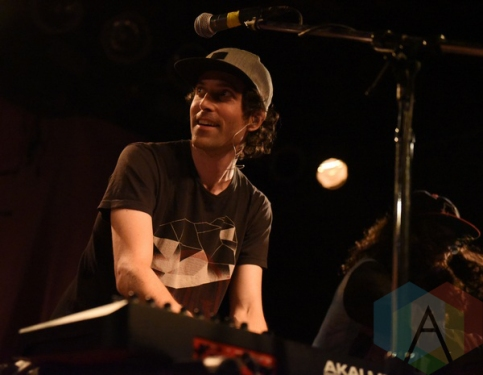 Panic Is Perfect performing at the Bottom Lounge in Chicago on Oct. 3, 2015. (Photo: Jen Emmert/Aesthetic Magazine)