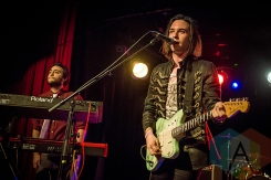 The Nursery performing at the 2015 Toronto Independent Music Awards in Toronto on October 23, 2015. (Photo: Francesca Ludikar/Aesthetic Magazine)