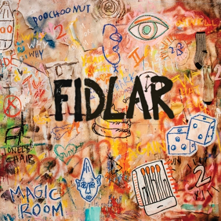 Los Angeles-based skate-punk band FIDLAR's new album, Too, is out now.
