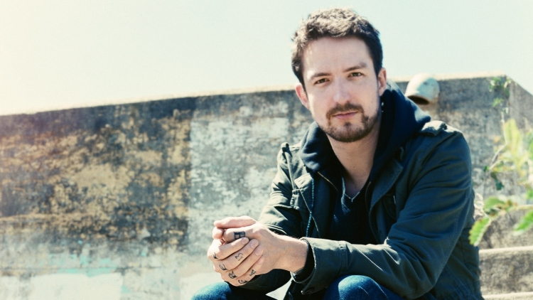 Frank Turner. (Photo: Brantley Gutierrez)