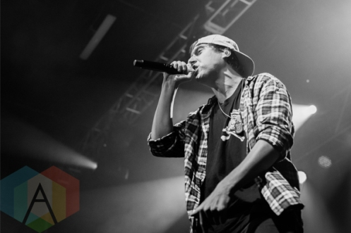 State Champs performing at First Avenue in Minneapolis on October 25, 2015. (Photo: Eric Osborn/Aesthetic Magazine)