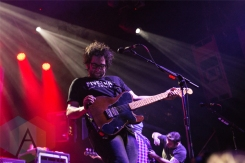 Motion City Soundtrack performing at First Avenue in Minneapolis on October 25, 2015. (Photo: Eric Osborn/Aesthetic Magazine)