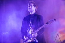 The National performing at the Treasure Island Music Festival in San Francisco on October 18, 2015. (Photo: Raymond Ahner/Aesthetic Magazine)