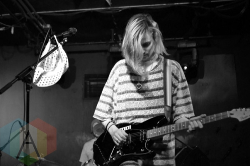 DIIV performing at The Hoxton in Toronto on October 11, 2015. (Photo: Justin Roth/Aesthetic Magazine)