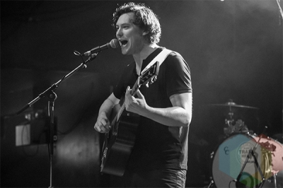 The Front Bottoms performing at The Mod Club in Toronto on October 21, 2015. (Photo: Jon Wishart/Aesthetic Magazine)