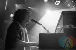 Tobias Jesso Jr performing at The Mod Club in Toronto on October 9, 2015. (Photo: Josh Carlan/Aesthetic Magazine)