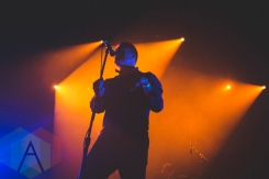 Cold War Kids performing at The Danforth Music Hall in Toronto on October 20, 2015. (Photo: Ryan Lawson/Aesthetic Magazine)