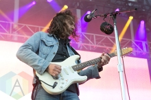 The War On Drugs performing at the Treasure Island Music Festival in San Francisco on October 18, 2015. (Photo: Raymond Ahner/Aesthetic Magazine)