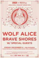 Contest: (19+) Win 2 Tickets to Wolf Alice and Brave Shores inToronto!