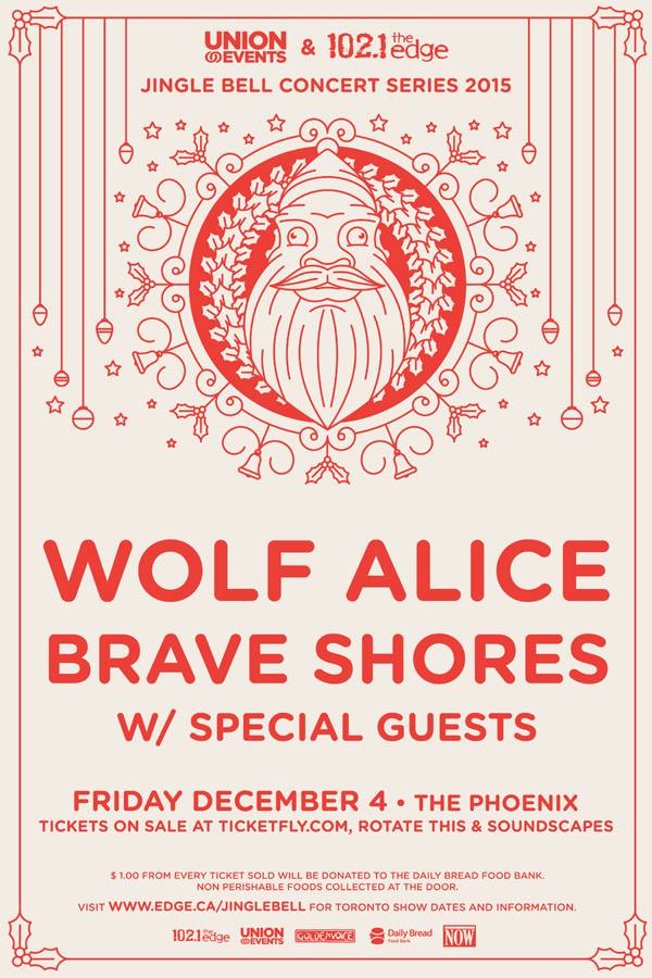 Wolf Alice & Brave Shores