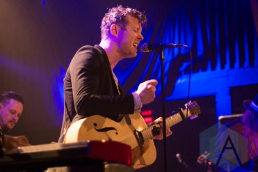 Anderson East performing at The Opera House in Toronto on November 8, 2015. (Photo: Morgan Hotston/Aesthetic Magazine)
