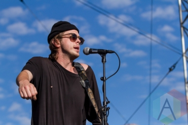 Broncho performing at Fun Fun Fun Fest in Austin, Texas on November 8, 2015. (Photo: Kari Terzino/Aesthetic Magazine)