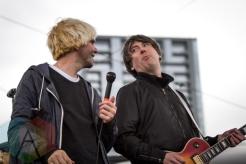 The Charlatans performing at Fun Fun Fun Fest in Austin, Texas on November 7, 2015. (Photo: Kari Terzino/Aesthetic Magazine)