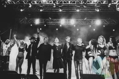 Jane's Addiction performing at Fun Fun Fun Fest in Austin, Texas on November 7, 2015. (Photo: Chad Wadsworth)