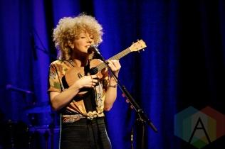 Fiona Bevan performing at The Phoenix Concert Theatre in Toronto on November 14, 2015. (Photo: Dan Fischer/Aesthetic Magazine)