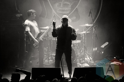 basement performing at the phoenix concert theatre in toronto on on
