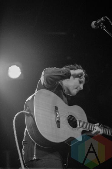 Ria Mae performing at Lee's Palace in Toronto on November 11, 2015. (Photo: Theresa Shim/Aesthetic Magazine)