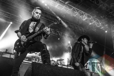 Jane's Addiction performing at Fun Fun Fun Fest in Austin, Texas on November 7, 2015. (Photo: Dave Mead)