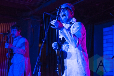 King Creep performing at Adelaide Hall in Toronto on November 11, 2015. (Photo: Morgan Hotston/Aesthetic Magazine)