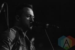 Jason Benoit performing at the London Music Hall in London, Ontario on November 21, 2015. (Photo: Josh Bruder/Aesthetic Magazine)