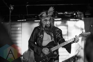 Nobunny performing at Adelaide Hall in Toronto on November 11, 2015. (Photo: Morgan Hotston/Aesthetic Magazine)