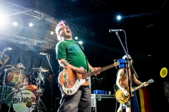 NOFX performing at Fun Fun Fun Fest in Austin, Texas on November 7, 2015. (Photo: Reagan Hackleman)