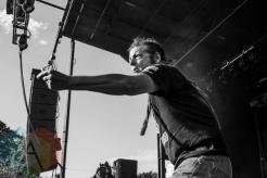 OFF! performing at Fun Fun Fun Fest in Austin, Texas on November 8, 2015. (Photo: Greg Giannukos)