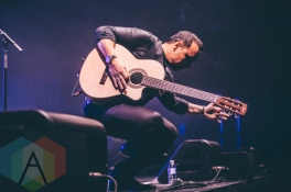 Pavlo performing at the Air Canada Centre in Toronto on November 24, 2015. (Photo: Brandon Newfield/Aesthetic Magazine)
