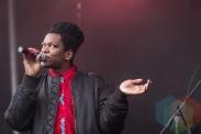 Shamir performing at Fun Fun Fun Fest in Austin, Texas on November 7, 2015. (Photo: Kari Terzino/Aesthetic Magazine)