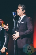 The Tenors performing at the Air Canada Centre in Toronto on November 24, 2015. (Photo: Brandon Newfield/Aesthetic Magazine)