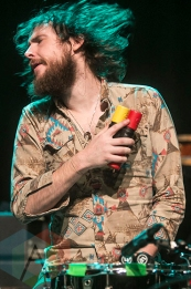 Whiskey Myers performing at The Fillmore in Detroit on November 20, 2015. (Photo: Amanda Cain/Aesthetic Magazine)
