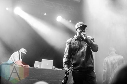 Wu-Tang Clan performing at Fun Fun Fun Fest in Austin, Texas on November 7, 2015. (Photo: Greg Giannukos)