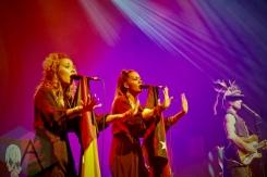 Xavier Rudd performing at The Danforth Music Hall in Toronto on November 6, 2015. (Photo: Dan Fischer/Aesthetic Magazine)