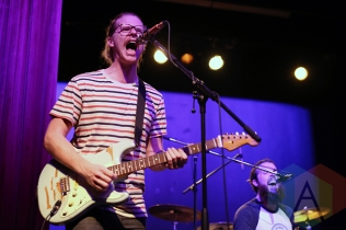 The Ballroom Thieves performing at The Great Hall in Toronto on December 10, 2015. (Photo: Katrina Lat/Aesthetic Magazine)