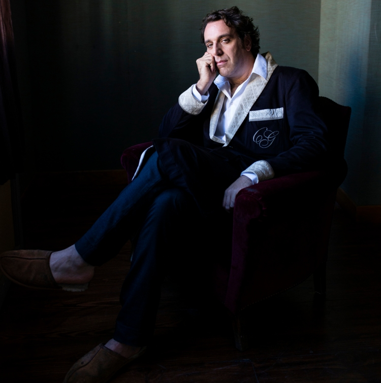 Chilly Gonzales. (Photo: Alexandre Isard)