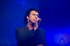 Andy Kim performing at the Andy Kim Christmas Show at The Phoenix Concert Theatre in Toronto on December 9, 2015. (Photo: Orest Dorosh/Aesthetic Magazine)