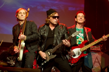 The Andy Kim Christmas Show at The Phoenix Concert Theatre in Toronto on December 9, 2015. (Photo: Orest Dorosh/Aesthetic Magazine)