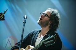 Kevin Drew performing at the Andy Kim Christmas Show at The Phoenix Concert Theatre in Toronto on December 9, 2015. (Photo: Orest Dorosh/Aesthetic Magazine)