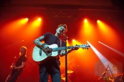Scott Helman performing at The Danforth Music Hall in Toronto on December 4, 2015. (Photo: Orest Dorosh/Aesthetic Magazine)