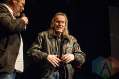 Gordon Lightfoot performing at the Andy Kim Christmas Show at The Phoenix Concert Theatre in Toronto on December 9, 2015. (Photo: Orest Dorosh/Aesthetic Magazine)