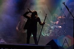 Pop Evil performing at The Phoenix Concert Theatre in Toronto on December 1, 2015. (Photo: Theo Rallis/Aesthetic Magazine)