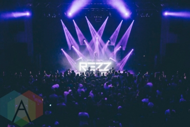 Rezz performing at The Danforth Music Hall in Toronto on December 19, 2015. (Photo: Brandon Newfield/Aesthetic Magazine)