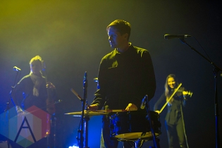 Rhye performing at The Danforth Music Hall in Toronto on December 8, 2015. (Photo: Josh Ladouceur/Aesthetic Magazine)