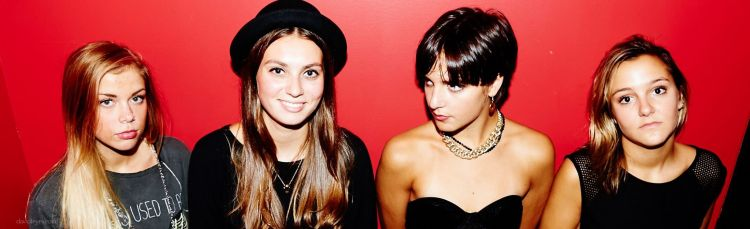 The Beaches are currently writing and recording the follow-up to their 2014 EP, Heights.