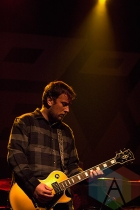 The Joy Arson performing at The Phoenix Concert Theatre in Toronto on December 1, 2015. (Photo: Theo Rallis/Aesthetic Magazine)
